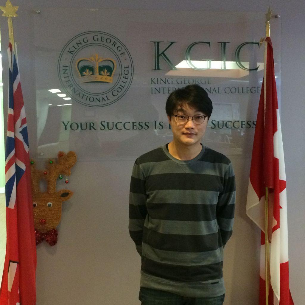 Студент KGIC (King George International College)