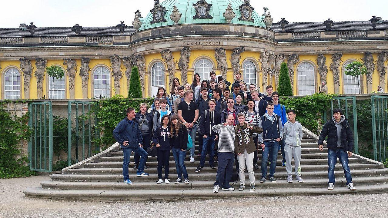 Учащиеся DID Deutsch Institut
