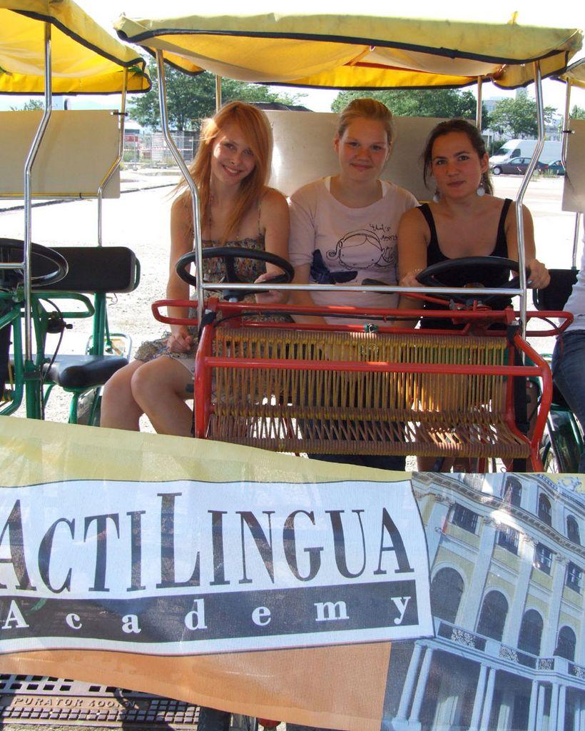 Экскурсии ActiLingua (Вена)