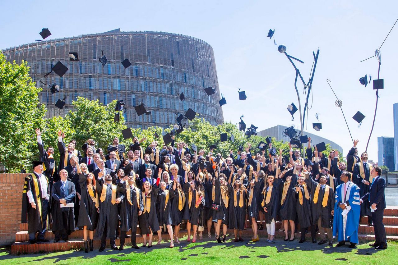 EU Business School Barcelona Graduates