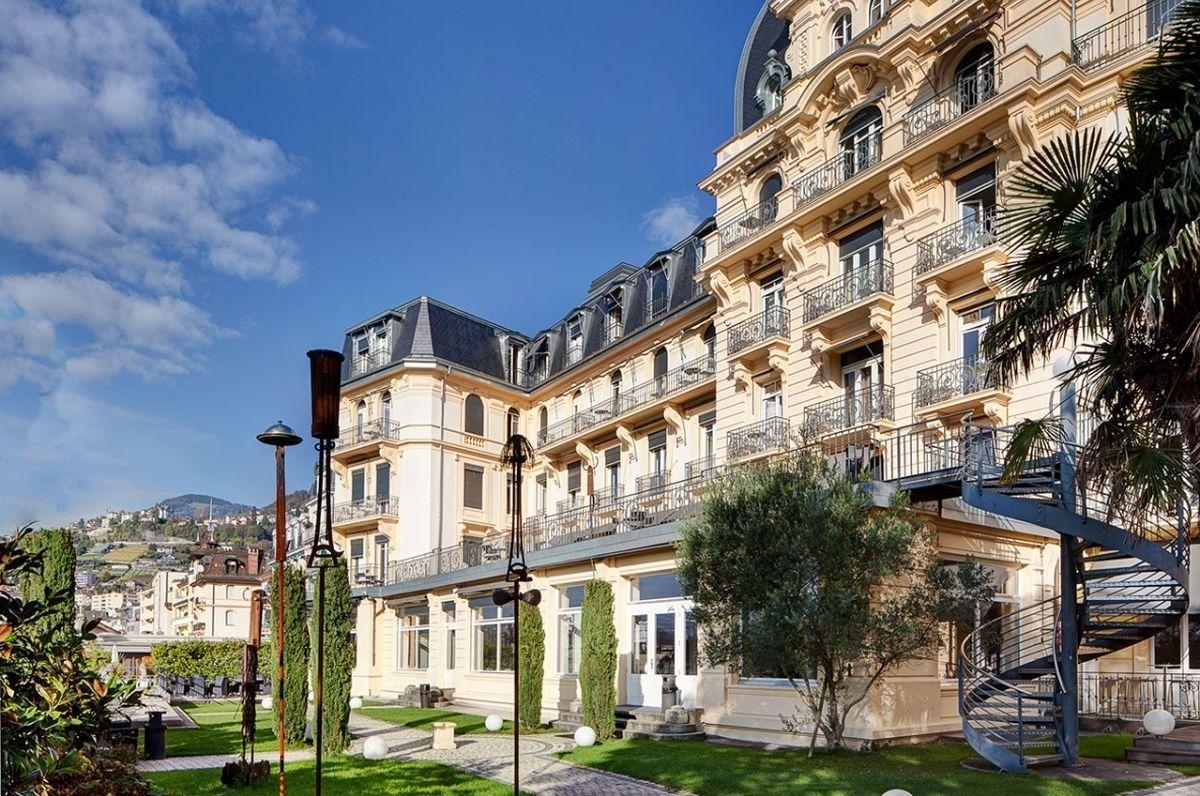 Hotel Institute Montreux вуз бизнеса