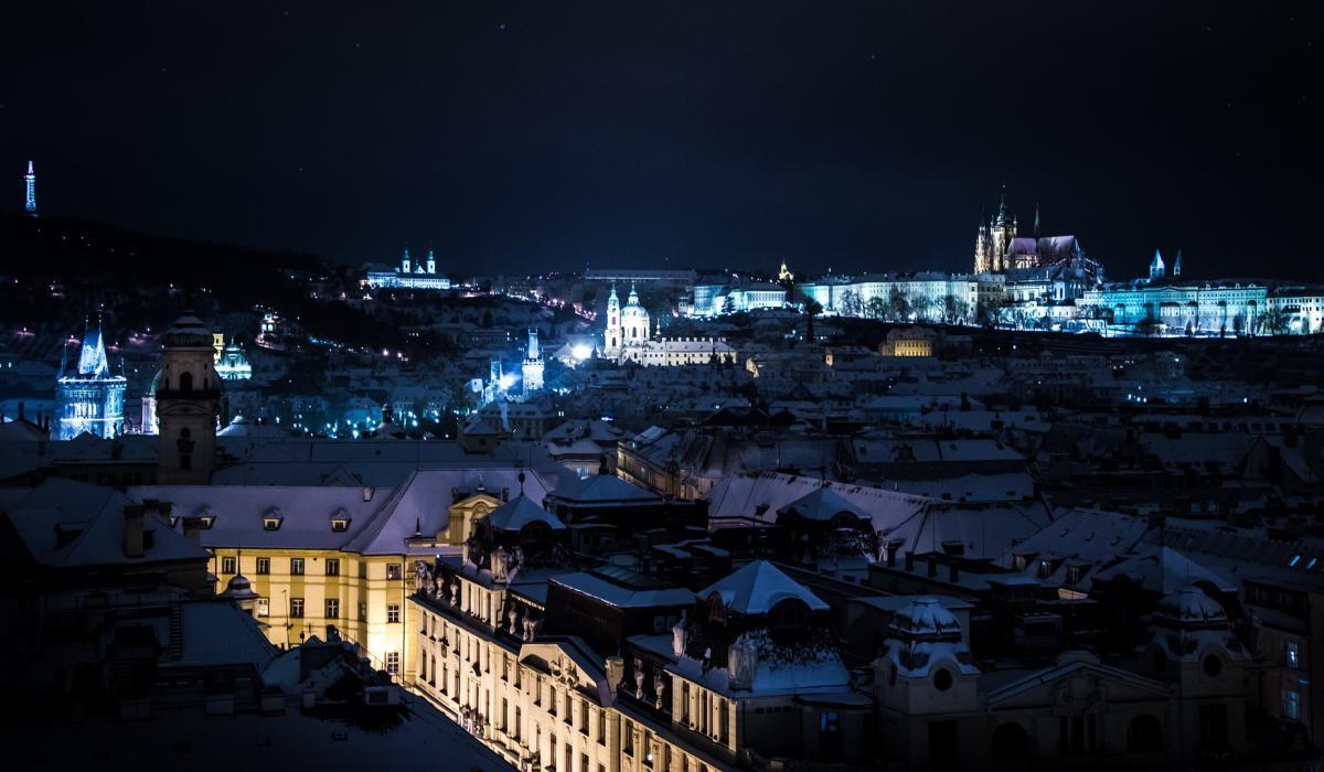 Зимние каникулы в Праге