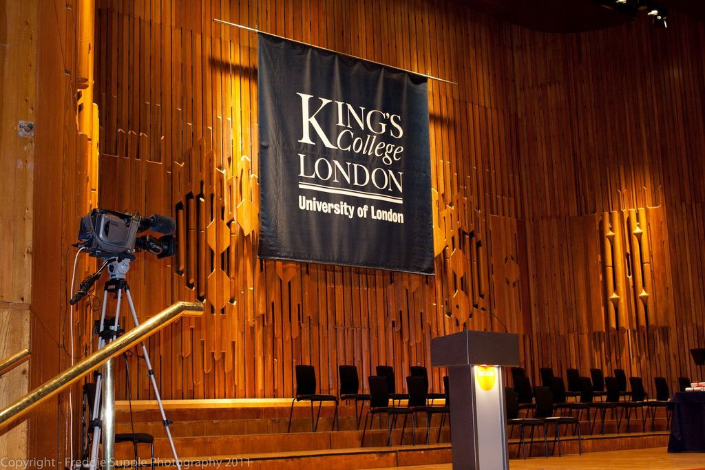 Холл KINGS COLLEGES London