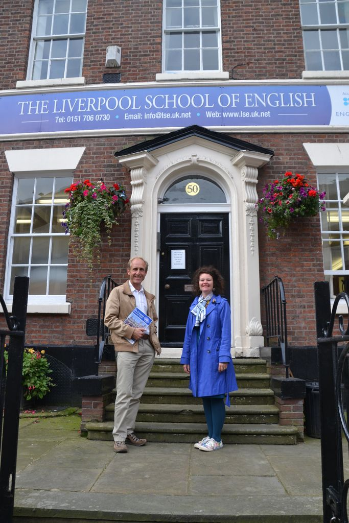 Учителя The Liverpool School of English