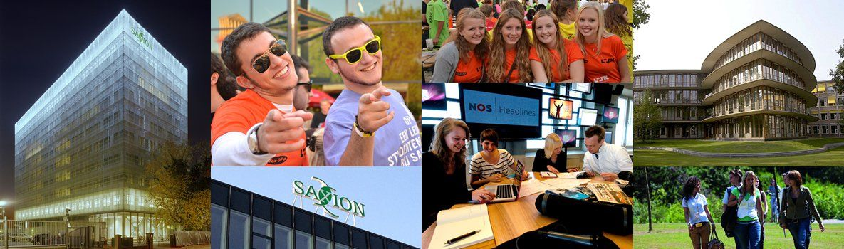 Поступай Saxion University of Applied Sciences