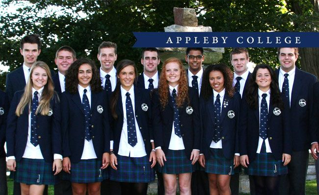 Appleby College Студенты