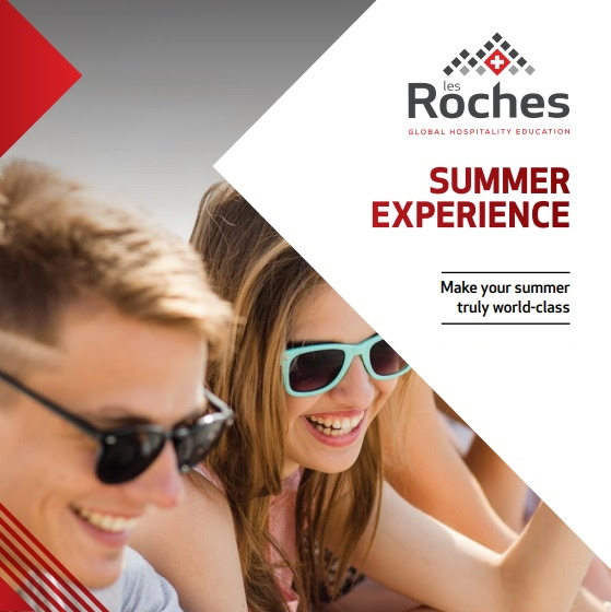 Les Roches Summer Program, Шанхай, Китай