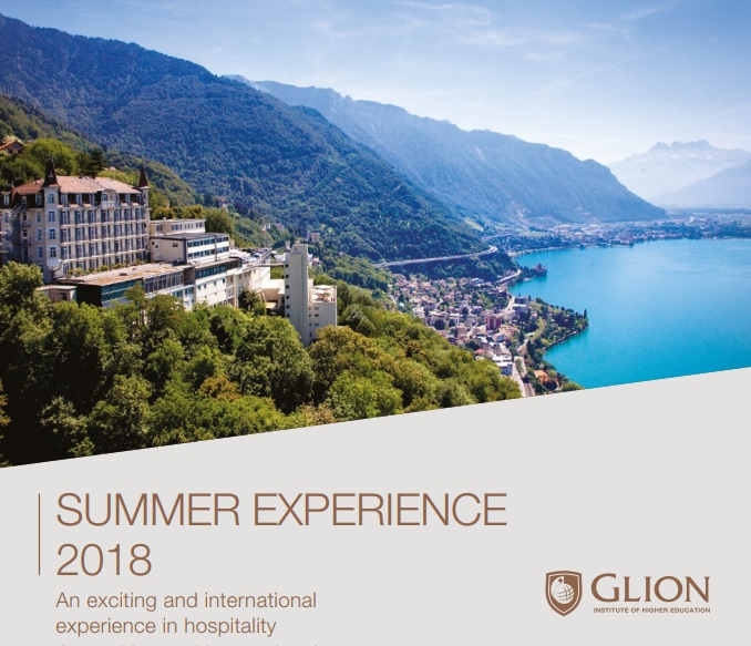 Glion Summer Program, Глион, Швейцария