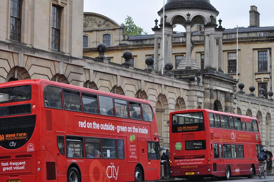 Групповая поездка в Англию